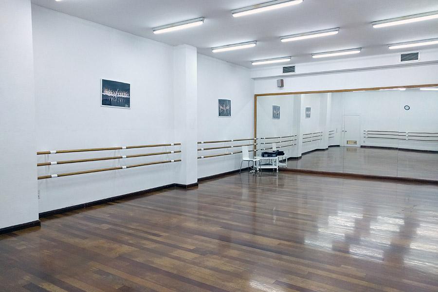 Aula de ballet 5