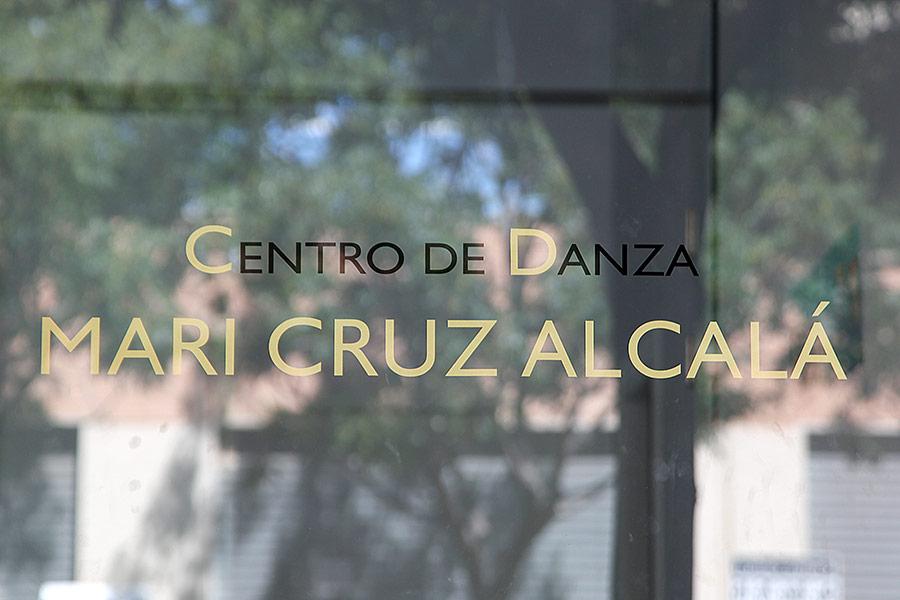 Letras Centro de Danza Mari Cruz Alcalá