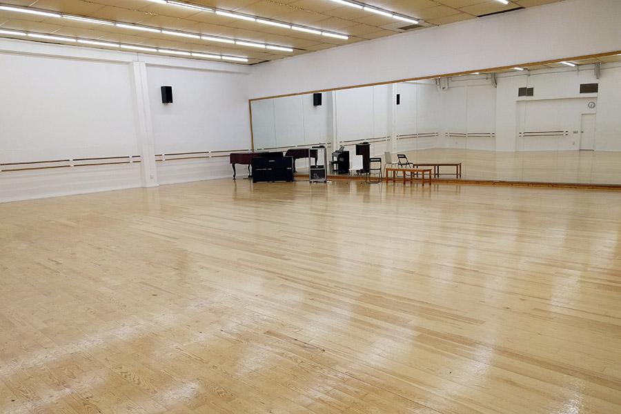 Aula de ballet 1