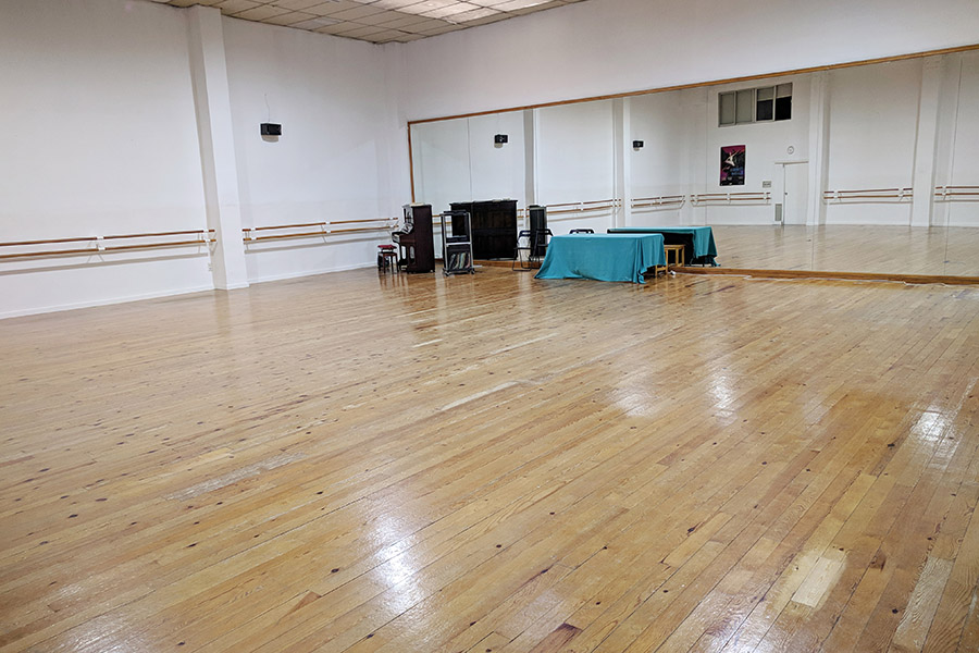 Aula de ballet 2