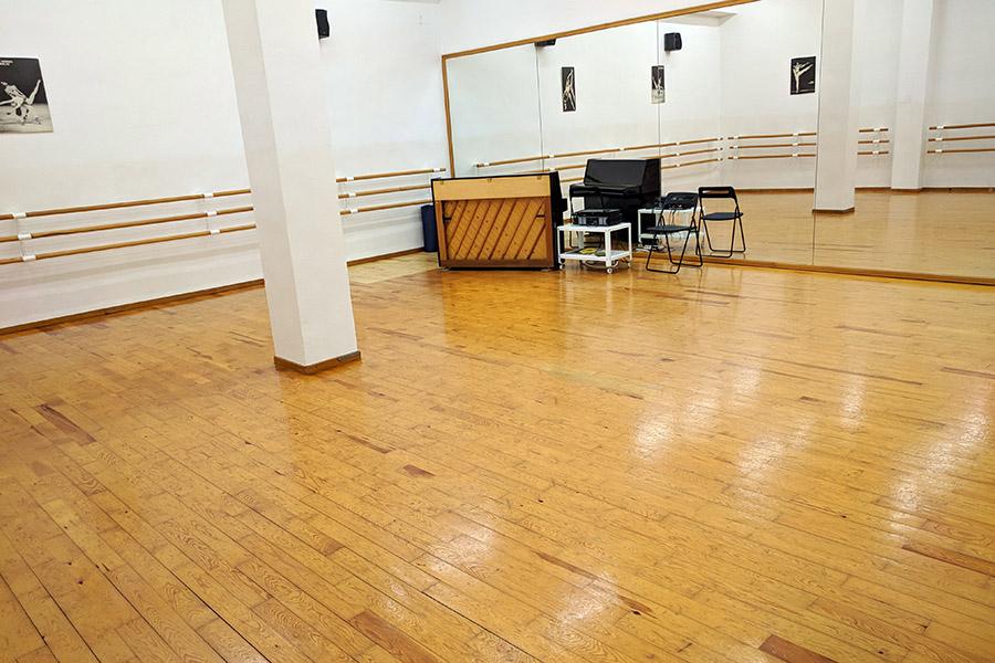 Aula de ballet 3