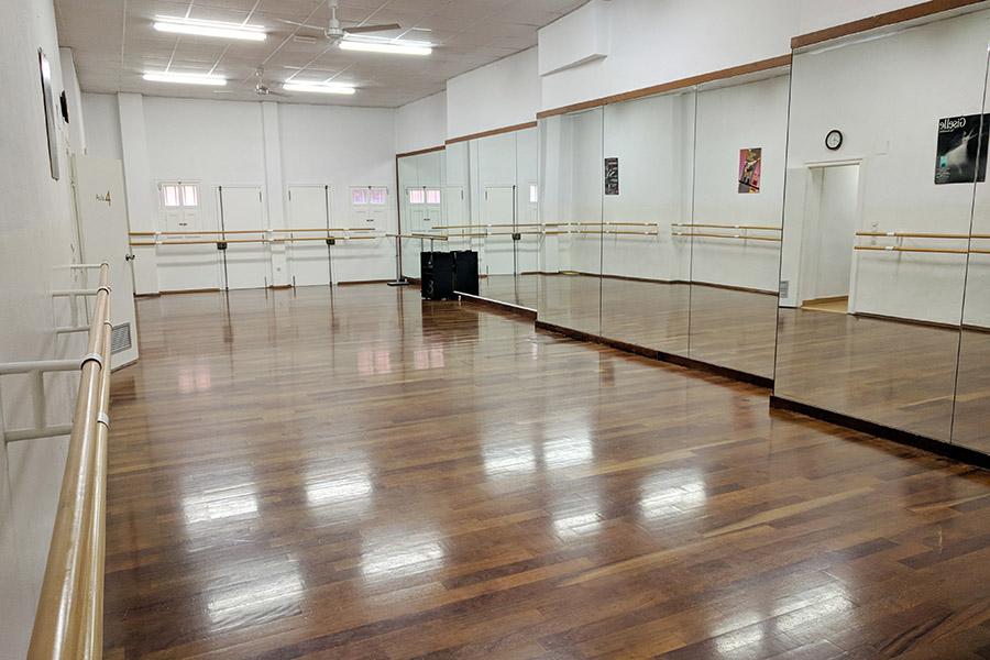 Aula de ballet 4