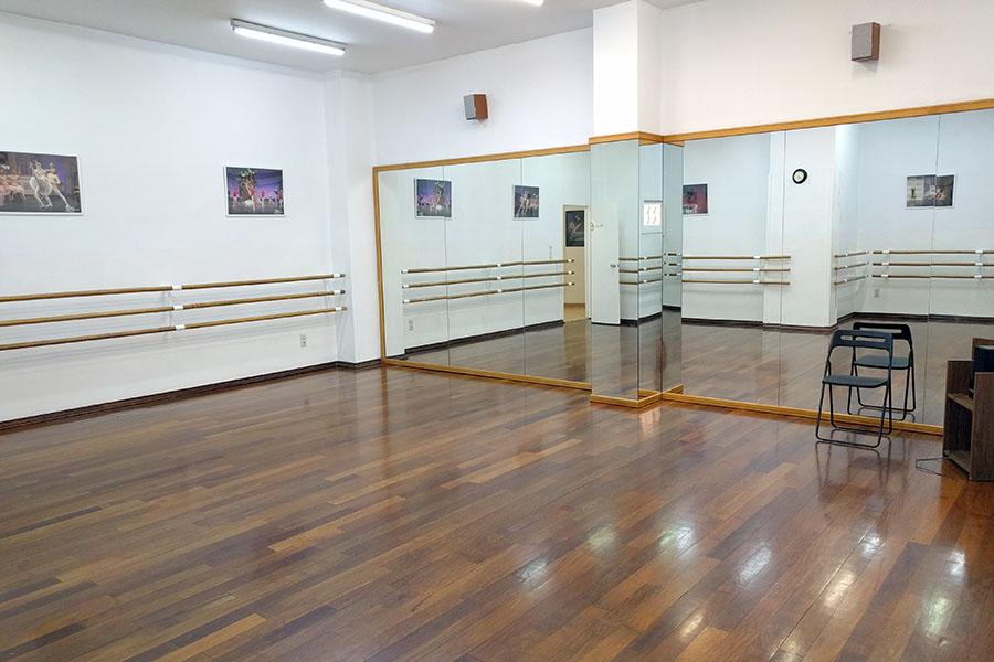 Aula de ballet 6
