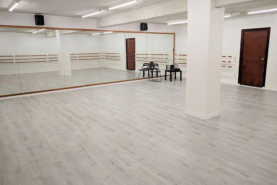 Aula de ballet 7